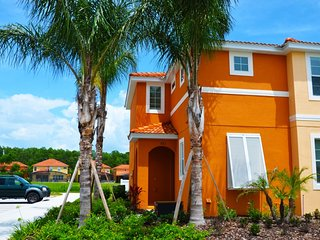Near Disney Bella Vida 4 bed 3 bath Pool ID:51445