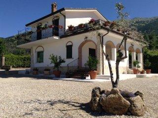 La Vigna Della Corte 3 bed Villa in Italian Mountains