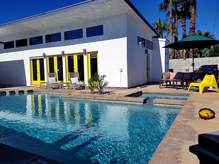 The Dream Home of Palm Springs - Your Own PRIVATE Oasis!- Tour It NOW!
