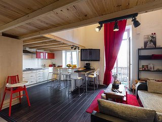 Amazing family-friendly 4 bedrooms center Cannes