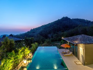 Luxury 7 bedroom villa in Layan