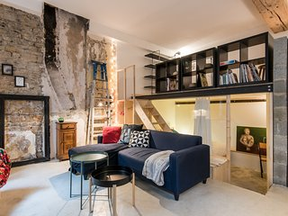Beautiful bucolic and cozy apartment in the heart of Lyon