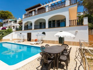 Lovely villa with 4 double bedroom and closed to Son Bou Beach.
