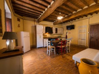 Fortress apartment (4/6 people) - Tuscany