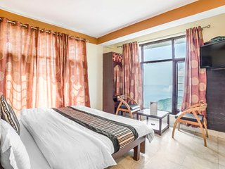 Lavish accommodation with a gorgeous view, ideal for a couple