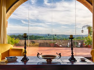 View from the Archways