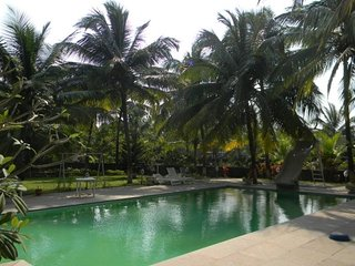 3 Bedroom Bungalow with a Private Pool