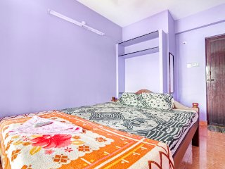 Pleasant stay in a guest house, 1.3 km from Auroville Beach