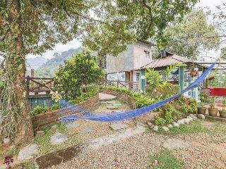 Idyllic farmhouse with a verdant charm