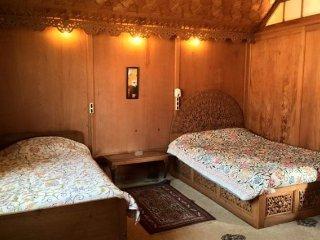 Budget Deluxe Room on Nigeen Lake Houseboat