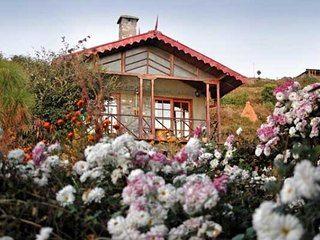 Pastoral suburban cottage with loft rooms for backpackers