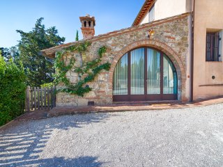 Appartamento Casaglia in the countryside of San Gimignano