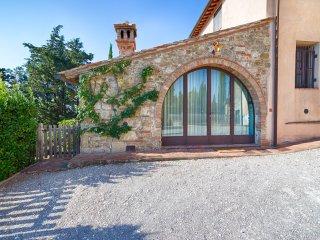 Appartamento Casaglia in the countryside of San Gimignano