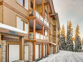 Snowy Creek town home located opposite the Bullet Express Chairlift