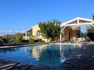 Villa Diana Perithia Corfu