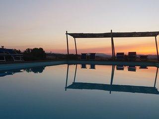 Venere - Appartamento nel verde con piscina