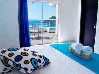 SMR570A - Habitación Doble -SuiteHouse Taganga