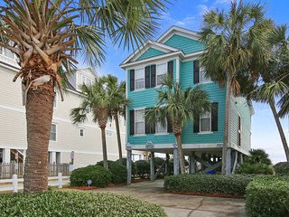 ALL-INCLUSIVE RATES! Recovery Zone - Oceanfront, Direct Beach Access