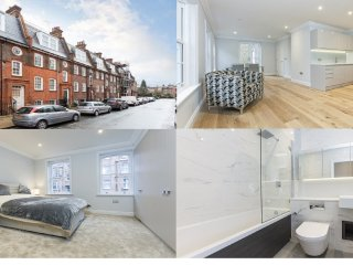 Luxury New Highbury & Islington Entire Apartment