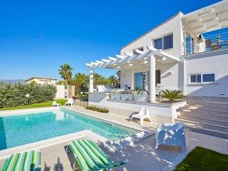 Villa Indipendente con piscina a mt 400 dal mare