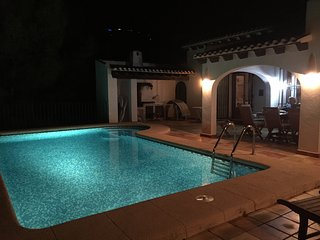 Casa Chancaco Fabulous Spanish Pool Villa with Sea view