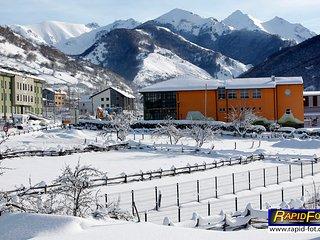 apartamento  Felechosa a 15 minutos de las estaciones de ski