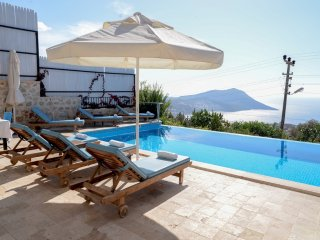 Villa Manzara, Kalkan holiday rental family villa