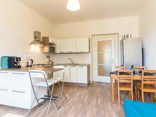 1 Bedroom Flat in trendy area - Holesovice by easyBNB