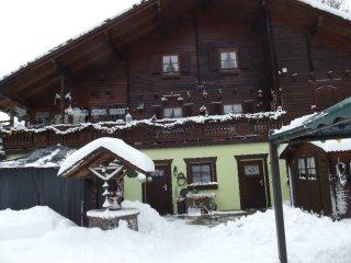 Ferienwohnung Haus Ellen am Nationalpark Eifel