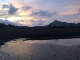 Lake View Villa at Lake Hadshi/Tikona Fort