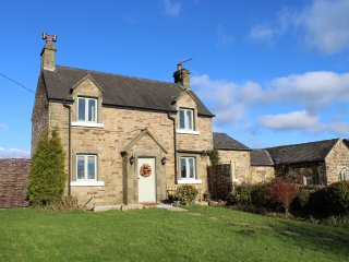 Bleak House,  Longnor, Peak District.  Luxury Cottage - Sleeps 4,
