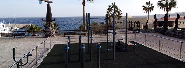 Gym público
