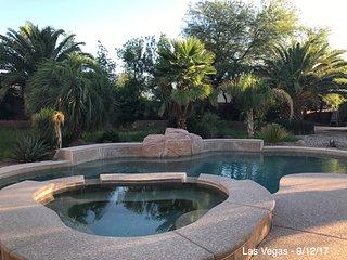 Opulent Desert Oasis