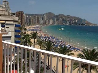 Benidorm Seafront Apartment Levante Beach/Old Town