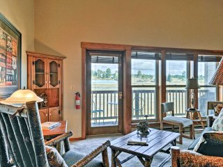 Condo w/Balcony & Mtn View Near DT Pagosa Springs!
