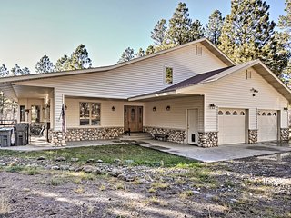 Pagosa Springs Home w/3 Acres Near Wolf Creek Ski!