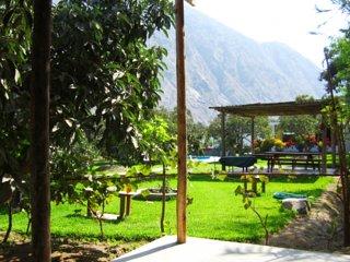 Casa de Campo con Piscina - Lunahuaná