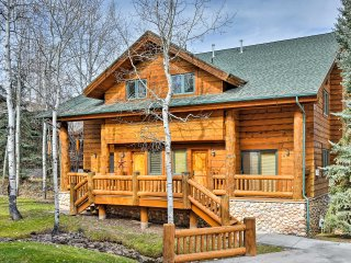 NEW! 2BR Townhome near Park City Mountain Base!