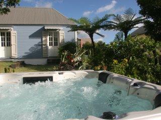 BLEU DU SUD - Villa Creole de Charme avec jacuzzi