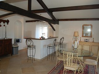 Appartement Victoria 3 meublé de tourisme 3 étoiles au chateau de la clapiere
