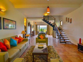 Belvederre - Ultra Luxury 4 bedroom classic Villa at Pilerne, North Goa, India