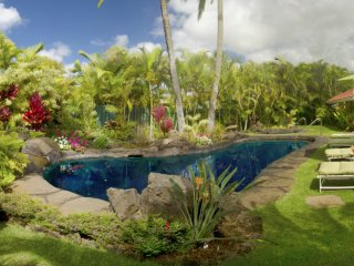 Loke Lani luxury home with Pool/Hot Tub and AC