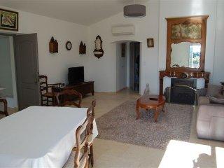 Appartement victoria 5 meublé de Tourisme au chateau de la Clapiere à Hyéres