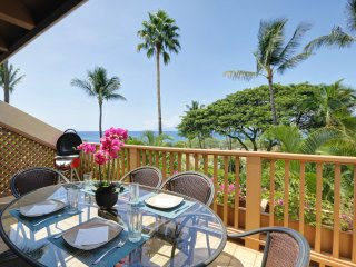 Maui Kamaole #A209  2BR/2BA - Spectacular Panoramic Ocean View in best location