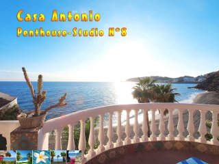 Casa Antonio N° 8 *** Penthouse Beach Studio ***