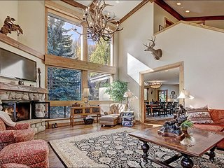 Two Adjacent Luxury Homes, Rare Property Right on the Ski Run (237291)