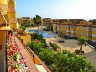 Ocean view apartment Playa Las Arena