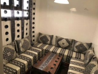 'Wenge' New 2 beds apartment Gueliz, no concierge no guard