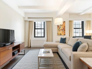 Luxury 1 BRs at Beekman Tower - 5 Min. Walk to U.N.  [Property 2311-1]