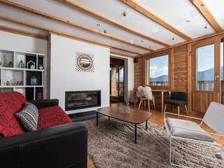 CHALET MERIBEL GD CONFORT LABEL  4 ETOILES 10 PERS.LOCATION DU DIMANCHE POSSIBLE